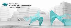 Autodesk média- és szórakoztatóipari program gyűjtemény